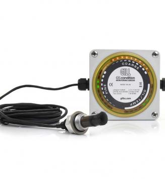 Display 4212 oil debris sensor