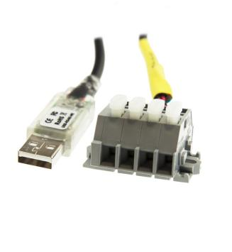USB to RS232 Angle